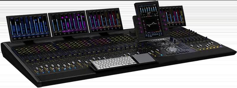 Avid S6 M40-32-5-D Pro Tools Control Surface