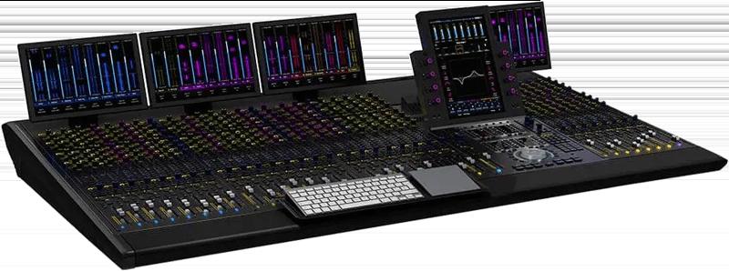 Avid S6 M40-32-9-D Pro Tools Control Surface