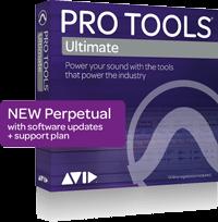 Avid Pro Tools | Ultimate Perpetual License