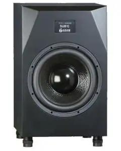 ADAM Audio Sub12 2-Way Active Subwoofer - Single