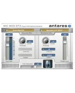 Antares Mic Mod EFX - Electronic Delivery