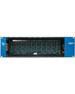 API 500VPR 10 Slot 500 Series Rack with PSU