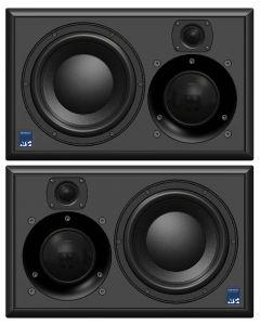 ATC Loudspeakers SCM25A Pro Compact Active 3-Way Monitor - Pair