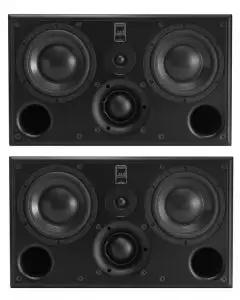ATC Loudspeakers SCM45A Pro Compact Active 3-Way Monitor - Pair