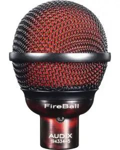 Audix Fireball Dynamic Harmonica Microphone