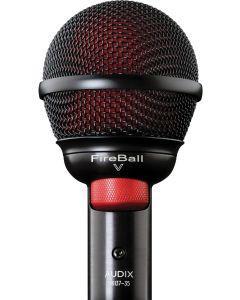 Audix Fireball-V Dynamic Harmonica Mic with Control Knob