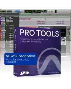 Avid Pro Tools 1-Year Subscription - Electronic Delivery