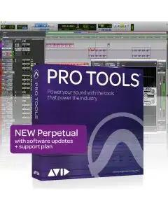 Avid Pro Tools Perpetual License - Electronic Delivery