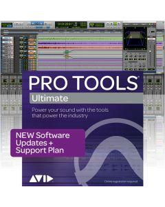 Avid 1-Year Updates + Support for Pro Tools | Ultimate Reinstatement