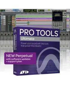 Avid Pro Tools | Ultimate Perpetual License - Electronic Delivery