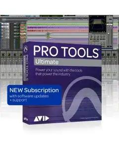 Avid Pro Tools | Ultimate 1-Year Subscription