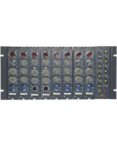 BAE 8 Module Powered Rack - Neve 1073 Style