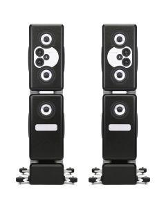 Barefoot Sound MasterStack12 4.5-Way Active Monitor Tower - Pair