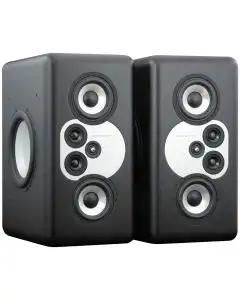 Barefoot Sound MiniMain12 4-Way Active Studio Monitor - Pair