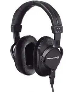 beyerdynamic DT 250 Closed-Back Studio and Broadcast Headphones - 80 Ohm