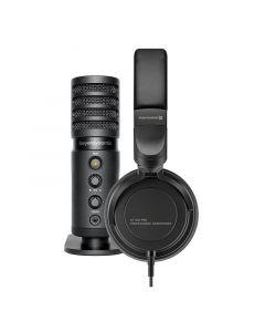 beyerdynamic Creator 24 Bundle DT 240 PRO Headphones and FOX USB Mic