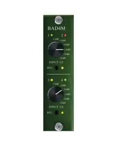 BURL Audio BAD4M 4-Channel ADC Daughter Card for B80 Mothership