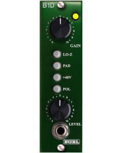 BURL Audio B1D 500 Series Mic Preamp/DI