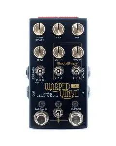 Chase Bliss Audio Warped Vinyl HiFi Analog Vibrato/Chorus