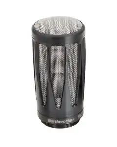 Earthworks SR3314 Cardioid Wireless Capsule - Black with Stainless Mesh