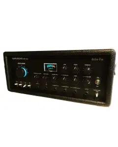 Echo Fix EF-X2 Tape Echo with Spring Reverb and DSP Reverb/Chorus - Black