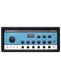 Echo Fix EF-X2 Tape Echo with Spring Reverb and DSP Reverb/Chorus - Blue