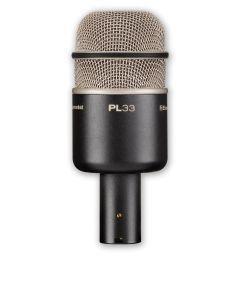 Electro Voice PL33 Supercardioid Dynamic Kick Drum Mic