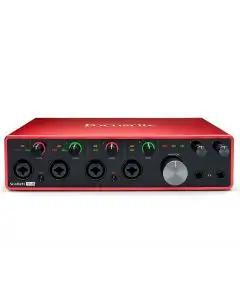 Focusrite Scarlett 18i8 USB Audio Interface - 3rd Gen
