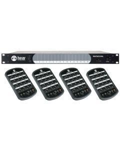 Hear Technologies Hear Back PRO 4 Pack