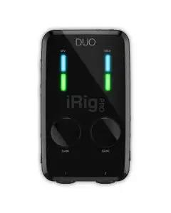 IK Multimedia iRig Pro Duo I/O 2-Channel Audio/MIDI Interface