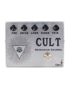 Joe Gore Cult Germanium Channel Overdrive