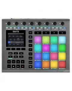 Nektar Aura Beat Composer USB MIDI Pad Controller