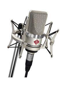 Neumann TLM 102 Condenser Microphone Studio Set - Nickel