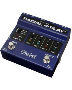 Radial Engineering 4-Play