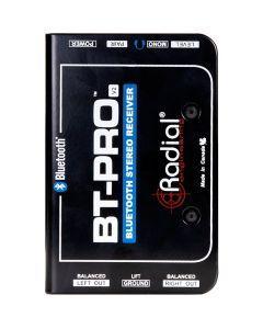 Radial Engineering BT-Pro V2 Stereo Bluetooth Direct Box