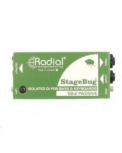 Radial Engineering Stage Bug SB-2