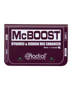 Radial Engineering McBoost Dynamic and Ribbon Mic Enhancer