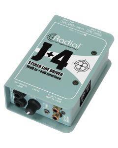 Radial Engineering J+4 Line Driver