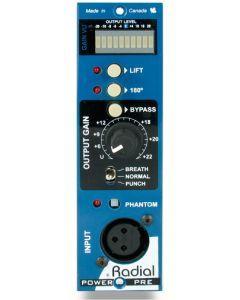 Radial Engineering PowerPre 500 Series Preamp