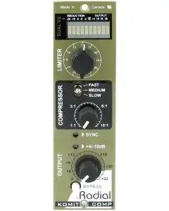 Radial Engineering Komit 500 Series Compressor