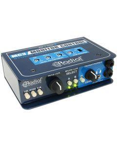 Radial Engineering MC3 Studio Monitor Controller