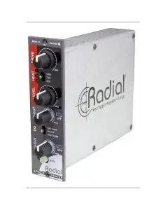 Radial Engineering Space Heater 500 Series Tube Distortion