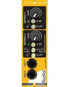 Radial Engineering X-Amp 500 Series Reamper