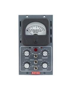 Retro Instruments Doublewide II 500 Series Tube Compressor