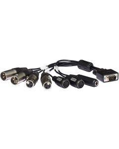 RME Alva Balanced XLR Breakout Cable for HDSP 9632