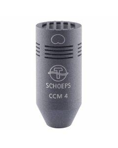 Schoeps CCM 4 Ug Cardioid Compact Condenser Microphone