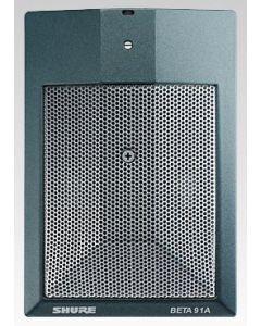Shure BETA 91A Boundary Kick Drum Microphone