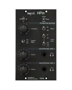 SPL HPm 500 Series Headphone Monitoring Amplifier