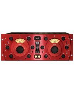 SPL Iron Mastering Tube Compressor - Red