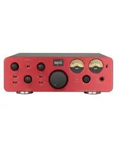 SPL Phonitor X Headphone Amp/Preamp - Red